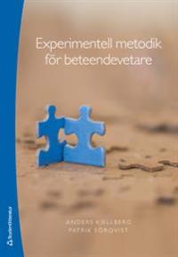 Experimentell metodik för beteendevetare