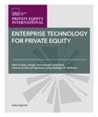 Enterprise Technology for Private Equity