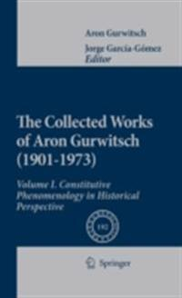 Collected Works of Aron Gurwitsch (1901-1973)