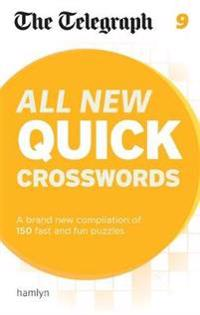 The Telegraph: All New Quick Crosswords 9