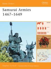 Samurai Armies 1467 1649