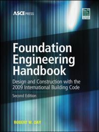 Foundation Engineering Handbook 2/E