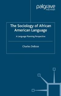 Sociology of African American Language
