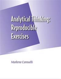 Analytical Thinking: Reproducible Exercises