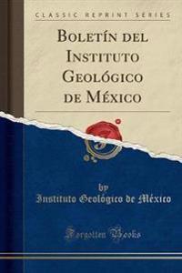 Boletin del Instituto Geologico de Mexico (Classic Reprint)