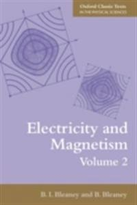 Electricity and Magnetism, Volume 2: Third Edition