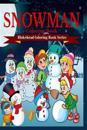 Snowman Coloring Book