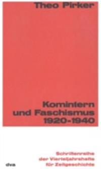 Komintern und Faschismus