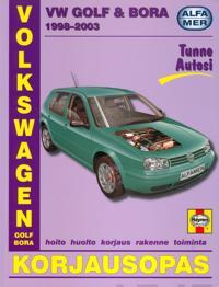 VW Golf & Bora 1998-2003