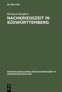 Nachkriegszeit in Sudwurttemberg