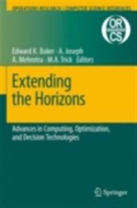 Extending the Horizons