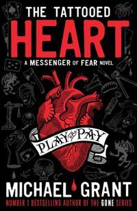 Tattooed Heart: A Messenger of Fear Novel