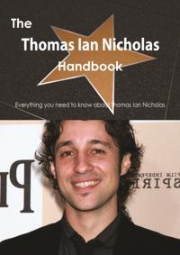 Thomas Ian Nicholas Handbook - Everything you need to know about Thomas Ian Nicholas
