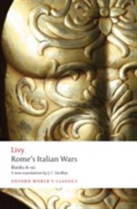 Romes Italian Wars: Books 6-10