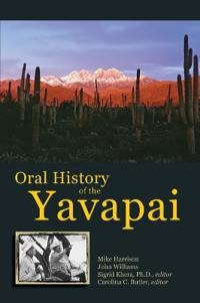 Oral History of the Yavapai