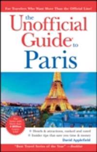 Unofficial Guide to Paris