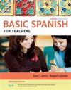 Spanish for Teachers + Ilrn Printed Access Card