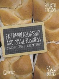 Entrepreneurship and Small Business - Paul Burns - böcker (9781137430359)     Bokhandel