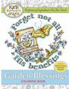 Garden Blessings: Scriptures and Inspirations to Color Your World