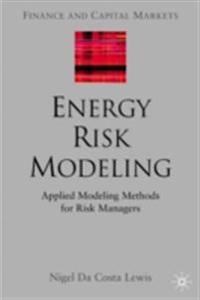 Energy Risk Modeling