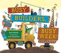 Busy Builders, Busy Week!