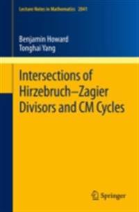 Intersections of Hirzebruch-Zagier Divisors and CM Cycles