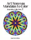 Art Nouveau Mandalas to Color: Beardsley Collection 2