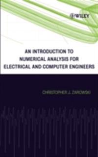 Introduction to Numerical Analysis for Electrical and Computer Engineers
