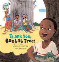Thank You, Baobab Tree!: Madagascar