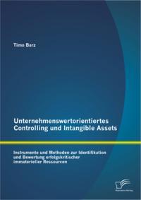 Unternehmenswertorientiertes Controlling und Intangible Assets: Instrumente und Methoden zur Identifikation und Bewertung erfolgskritischer immaterieller Ressourcen