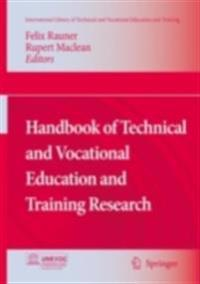 Handbook of Technical and Vocational Education and Training Research