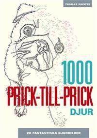 1000 Prick till prick: Djur