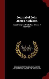 Journal of John James Audubon
