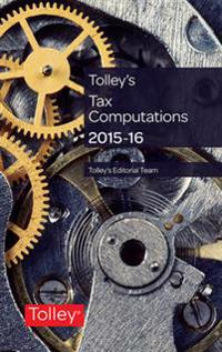 Tolley's Tax Computations
