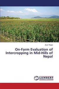 On-Farm Evaluation of Intercropping in Mid-Hills of Nepal
