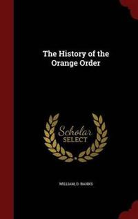 The History of the Orange Order