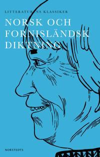 Norsk och fornisländsk diktning