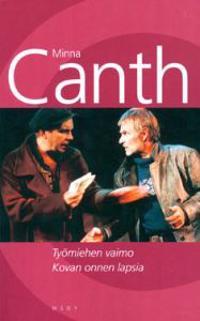 Työmiehen vaimo - Minna Canth - kirja(9789510425398) | Adlibris-verkkokirjakauppa
