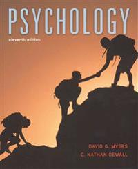 Psychology 11E & Launchpad for Myers' Psychology 11E (Six Month Access)