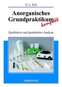 Anorganisches Grundpraktikum kompakt