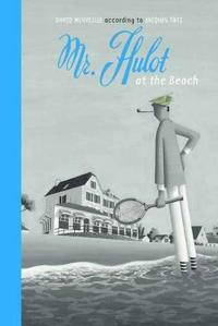 Mr. Hulot at the Beach