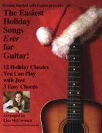 Easiest Holiday Songs Ever for Guitar
