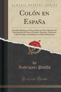 Colon En Espana