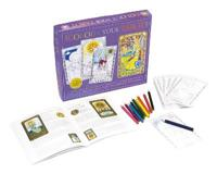 Colour your tarot - includes a full deck of specially commissioned tarot ca