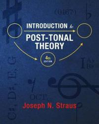 Introduction to Post-Tonal Theory