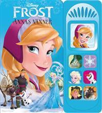 Frost Annas vänner : bok med 7 ljudknappar