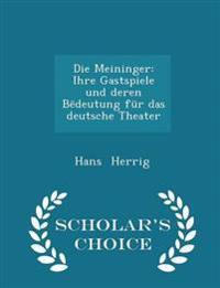 Die Meininger
