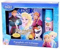 Disney Frost : En magisk natt (popupbok och ficklampa)