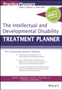 Intellectual and Developmental Disability Treatment Planner, with DSM 5 Updates