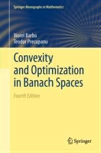 Convexity and Optimization in Banach Spaces